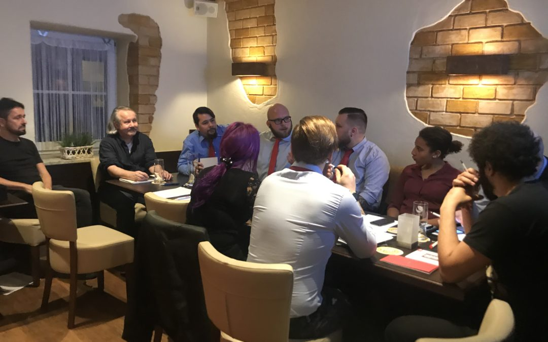 Linke wollen Stadtratsliste in Burglengenfeld aufstellen. Phillip Poguntke als Bürgermeisterkandidat vorgeschlagen.